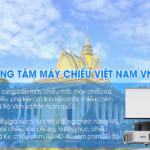 VNPC phân phối máy chiếu tại Trà Vinh