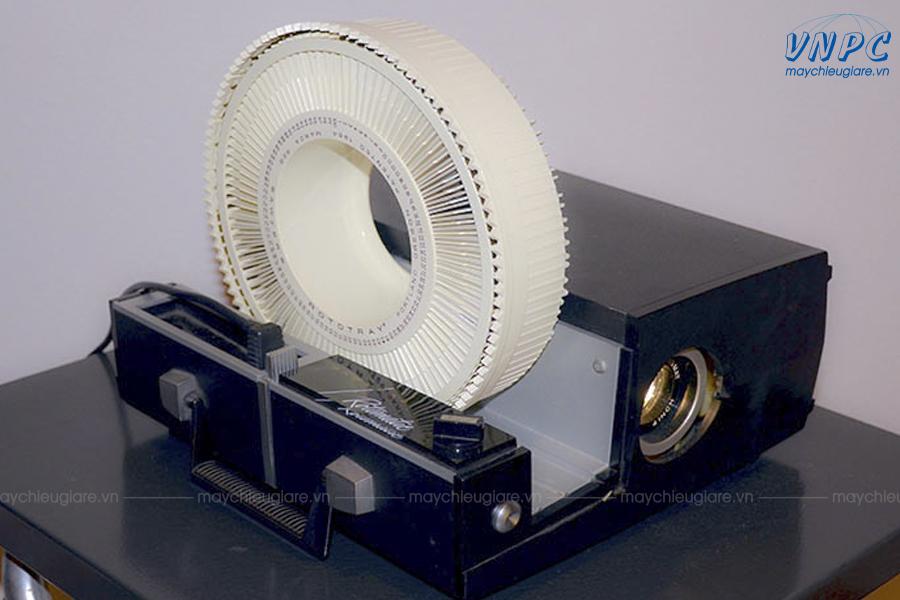 Slide máy chiếu hay Slide projector