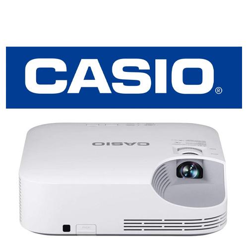 Hãng máy chiếu Casio