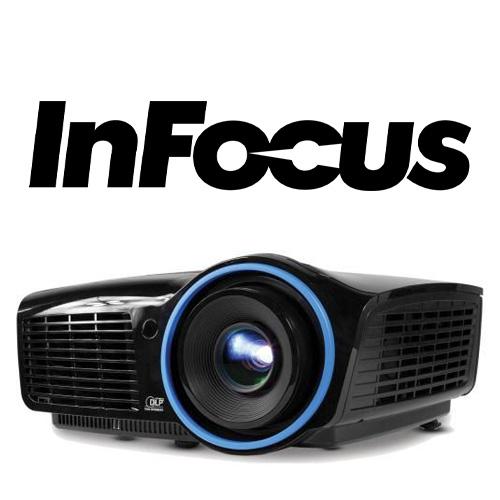 Hãng máy chiếu Infocus