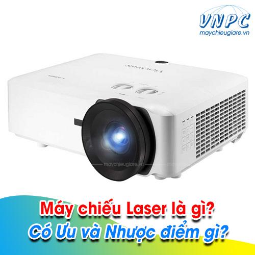 Máy chiếu laser là gì? Có đáng đầu tư ở thời điểm hiện tại 2020