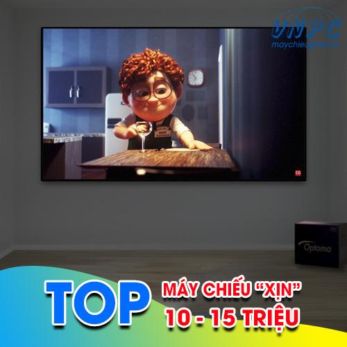 Top 7 Máy chiếu XỊN bán chạy nhất 2020