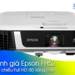 Đánh giá Epson FH52
