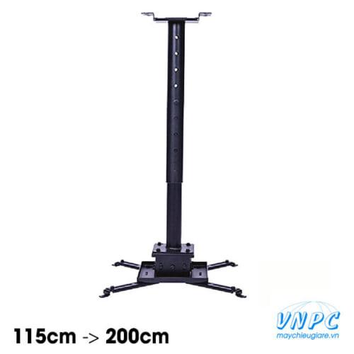 Giá treo máy chiếu lớn D1000 2m