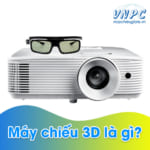Máy chiếu 3D là gì