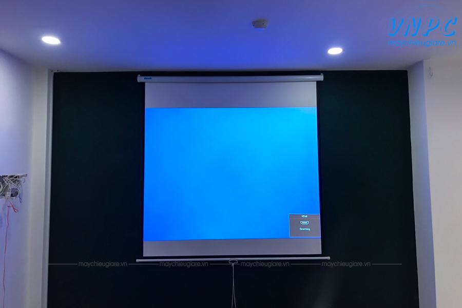 Lắp đặt 3 bộ máy chiếu Optoma PX390 tại văn phòng Infinity Studio