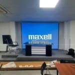 Lắp đặt 2 bộ máy chiếu Maxell MC-EX403E & MC-EX303E tại KIM LAND